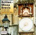 「ブリテンのミサ・ブレヴィス」〜ボーイソプラノのための作品集