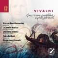 ヴィヴァルディ/マンドリン協奏曲のための協奏曲集