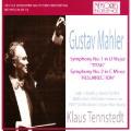 マーラー/交響曲第1番「巨人」、第2番「復活」(2CD)