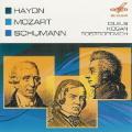 ハイドン、モーツァルト、シューマン/ピアノ三重奏曲集
