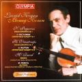 パガニーニ/ヴァイオリン協奏曲第1番、ヴュータン/同第5番、ラヴェル/ツィガーヌ