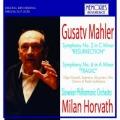 マーラー/交響曲第2番「復活」、第6番「悲劇的」(2CD)