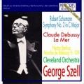 シューマン/交響曲第2番、ドビュッシー/交響詩「海」、ベルリオーズ/ラコッツィ行進曲