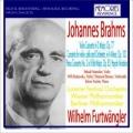 ブラームス/ヴァイオリン協奏曲、二重協奏曲、ピアノ協奏曲第2番(2CD)