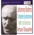 ブラームス/交響曲全集(2CD)