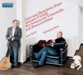 プラッティ/通奏低音とチェロのための6つのソナタ第1集、ヴィヴァルディ/チェロ・ソナタ集