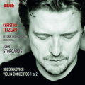 ショスタコーヴィチ/ヴァイオリン協奏曲第1番、第2番