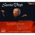 シューベルト/交響曲第5番、第6番、第8番「未完成」、第9番「ザ・グレイト」(2CD)