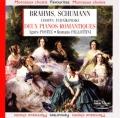 2台ピアノのための作品集〜ブラームス、シューマン、ショパン、チャイコフスキー