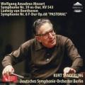ベートーヴェン/交響曲第6番「田園」、モーツァルト/交響曲第39番