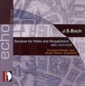 J・S・バッハ/ヴァイオリンとチェンバロのためのソナタ全集(2CD)