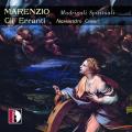 マレンツィオ/マドリガーリ・スピリトゥアーレ(聖句にもとづく世俗語歌曲)