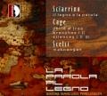 シャリーノ、ケージ、シェルシ/木製打楽器独奏のための作品集