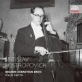 ロストロポーヴィチのバッハ/無伴奏チェロ組曲(2CD,1955ライヴ)