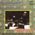 シューマン/交響曲第4番、ブラームス/交響曲第1番