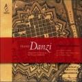 ダンツィ/木管楽器のための3つの協奏交響曲