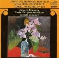ベートーヴェン、フォーレ/クラリネット三重奏曲、ベルク/4つの小品