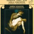 シュターミツ/ヴィオラ協奏曲 Op.1、ホフマイスター/ヴィオラ協奏曲、ツェルター/ヴィオラ協奏曲