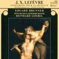 ルフェーヴル/クラリネット協奏曲集(第4番、第3番、第6番)