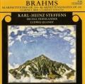 ブラームス/クラリネット三重奏曲、クラリネット・ソナタ集