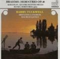 ブラームス、バンクス/ホルン三重奏曲、ケクラン/4つの小品