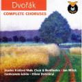 ドヴォルザーク/無伴奏、ピアノ伴奏合唱作品全集