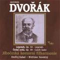 ドヴォルザーク/伝説曲、チェコ組曲
