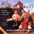 ハイドン&アントン・クラフト/2つのチェロのための二重奏曲集