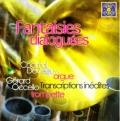 「対話的幻想曲」〜オルガンとトランペットのための未出版編曲作品集