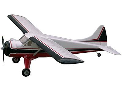 DH-2ビーバー(白&赤)