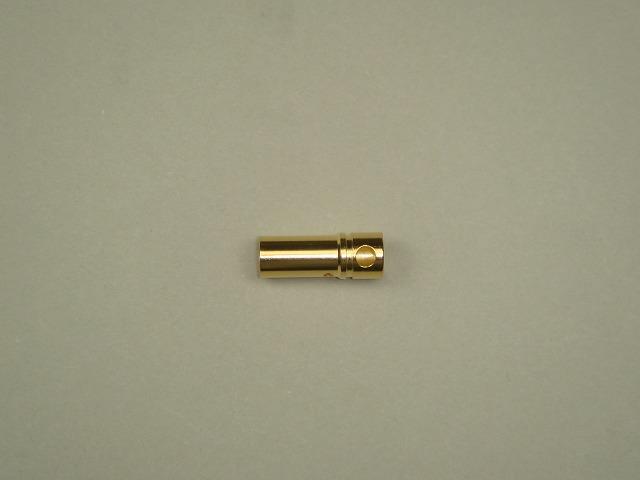 3.5mmゴールドコネクター(メス)