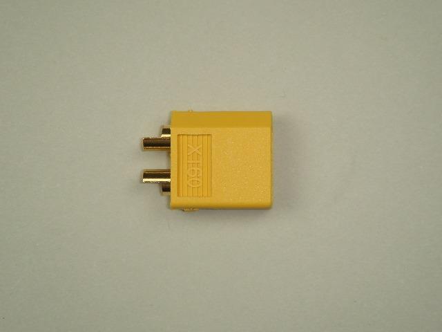 XT60コネクター(オス)