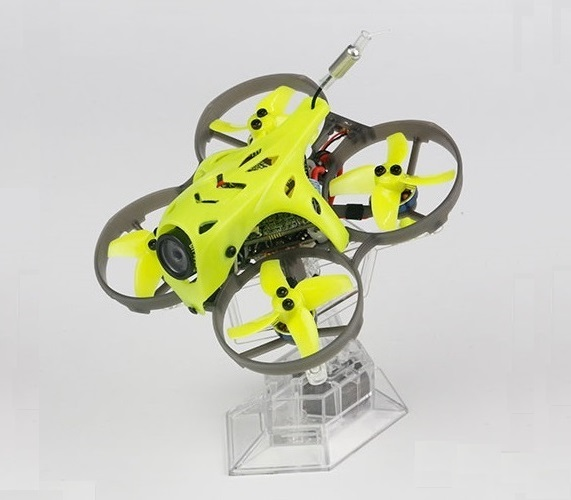 ET75 HD/3S CineWhoop FPV Caddx Turtle V2(LDARC/KING KONG) 送信機付き飛行調整済み