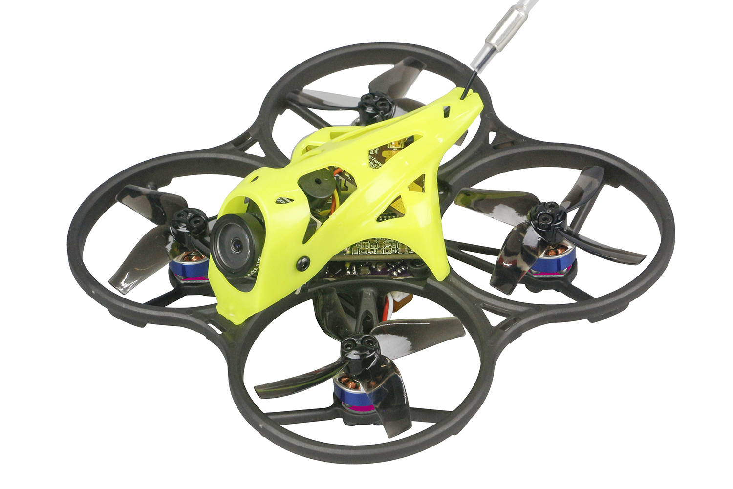 ET85 HD/4S CineWhoop FPV Caddx Turtle V2(LDARC/KING KONG))送信機付き、飛行調整済み(送料無料)