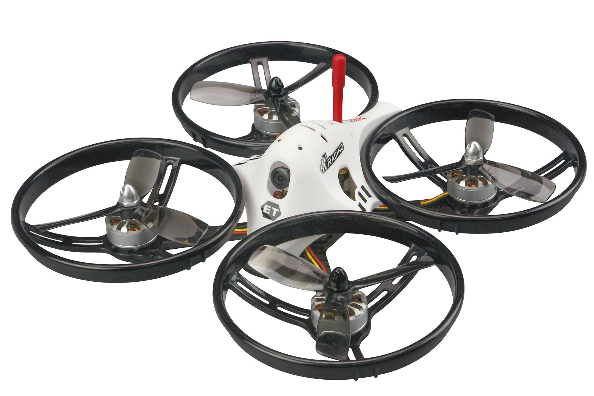 ET MAX FPV(LDARC/KING KONG)受信機搭載、飛行調整済み(送料無料)