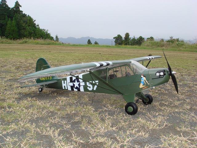 J3-パイパーカブPNP完成機