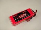 Lipo 4Sー1500mAh(30C)