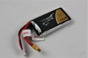 Lipo 2S-650mAh(75C)-TATTU