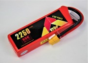 Lipo 3S-2250mAh(65C) XT60付き E-Top Power