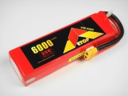 Lipo 3S-6000mAh(35C)XT60 E−Top Power