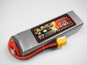 Lipo 6Sー1550mAh(80C) GRAPHEN 2.0 GIANT POWER