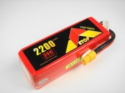 Lipo 6Sー2200mAh(35C) XT60 E−Top Power