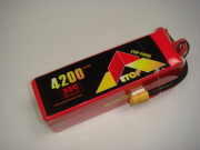 Lipo 6Sー4200mAh(35C)XT60付き E−Top Power