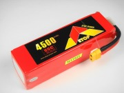 Lipo 6Sー4500mAh(65C) XT60 E−Top Power