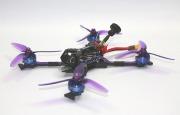 "Archer X5 V2.5"" FPV Racing FUTABA R2000SBM搭載済み完成モデル(送料無料)"