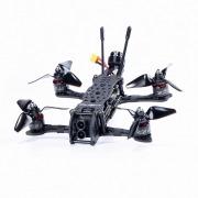 iH3 4K Mini F7 TwinG w/Caddx Tarsier 4S(iFlight) FUTABA10J送信機付き、飛行調整済み
