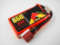 Lipo 3S-650mAh(35C) E-Top Power