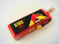 Lipo 5Sー5100mAh(35C)(A)XT60付き E-Top Power