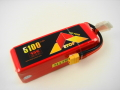 Lipo 5Sー5100mAh(45C)XT60付き E-Top Power