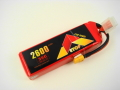 Lipo 6Sー2600mAh(35C)XT60付き E-Top Power